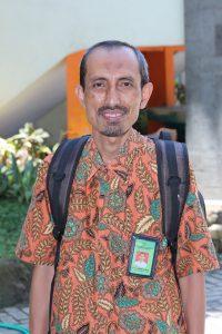 Drs. H. AHMAD ZAINUL MA'ARIF, M.Ed